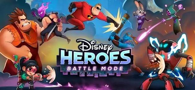 Disney Heroes Tier List