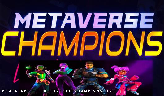 Metaverse Champions rewards Codes