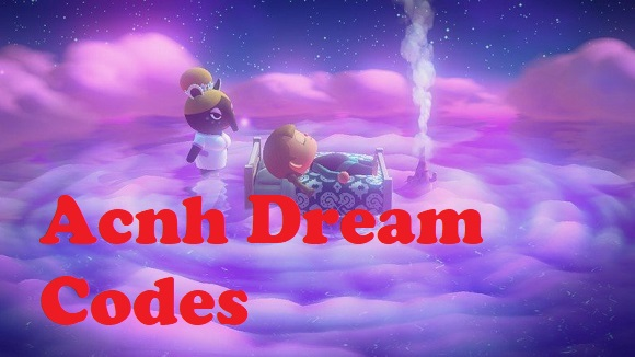 Acnh Dream Codes
